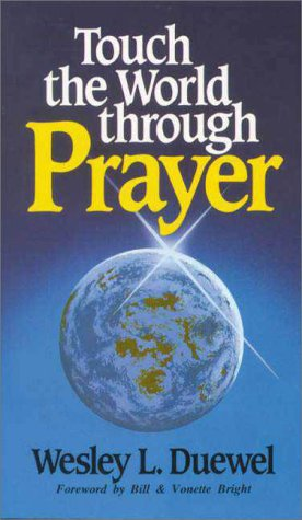 Touch the World Through Prayer   1986 edition cover