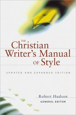 Christian Writer's Manual of Style  2nd 2004 edition cover