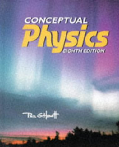 MasteringPhysics - For Conceptual Physics  8th 1998 (Student Manual, Study Guide, etc.) edition cover