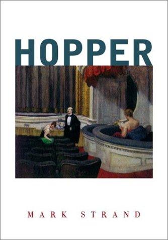 Hopper   2001 edition cover