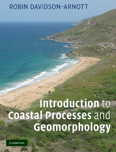 Introduction to Coastal Processes and Geomorphology   2009 edition cover