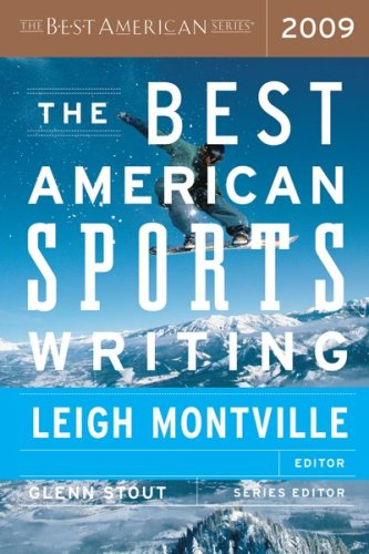 Best American Sports Writing 2009   2009 9780547069715 Front Cover