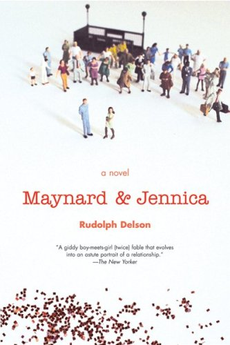 Maynard and Jennica   2007 9780547085715 Front Cover