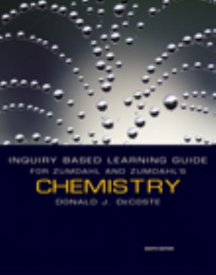 Study Guide to Chemistry A Systematic Approach 8th 2010 9780547168715 Front Cover