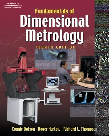 Fundamentals of Dimensional Metrology  4th 2003 edition cover