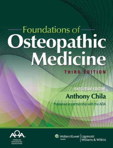 Foundations of Osteopathic Medicine  3rd 2011 (Revised) edition cover