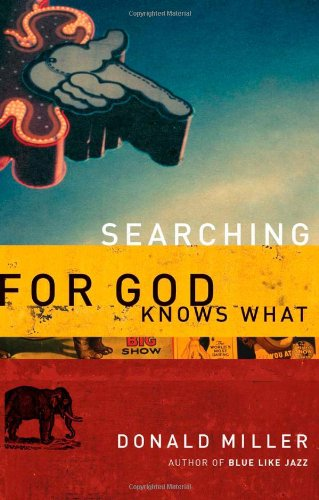 Searching for God Knows What   2004 edition cover