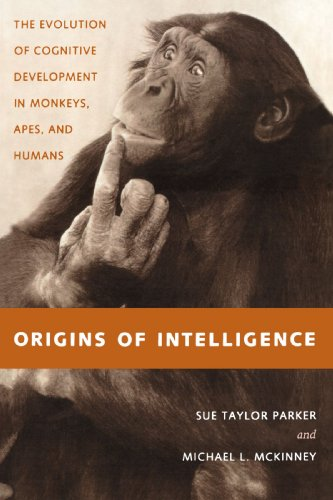 Origins of Intelligence The Evolution of Cognitive Development in Monkeys, Apes, and Humans  2002 edition cover