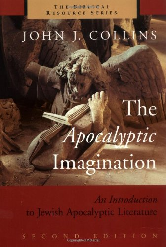 Apocalyptic Imagination An Introduction to Jewish Apocalyptic Literature 2nd 1998 (Revised) 9780802843715 Front Cover