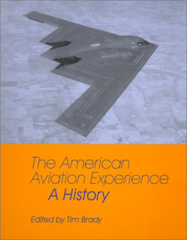 American Aviation Experience A History  2000 edition cover