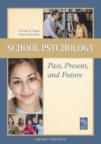 School Psychology Past, Present, and Future 3rd 2007 edition cover