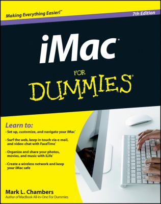 iMac for Dummies  7th 2012 edition cover