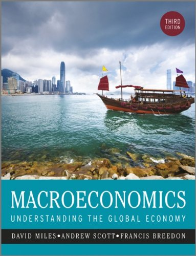 Macroeconomics Understanding the Global Economy 3rd 2012 9781119995715 Front Cover