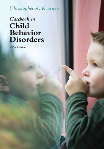 Casebook in Child Behavior Disorders  5th 2013 edition cover