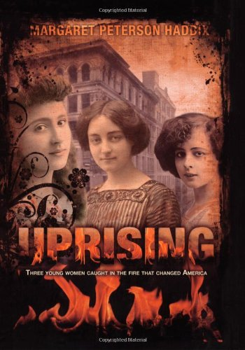 Uprising Three Young Women Caught in the Fire That Changed America  2007 edition cover