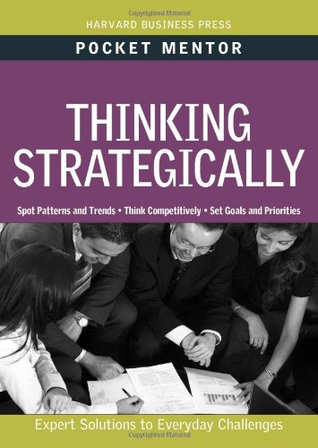 Thinking Strategically   2010 edition cover
