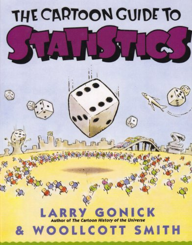 The Cartoon Guide to Statistics:  2008 edition cover