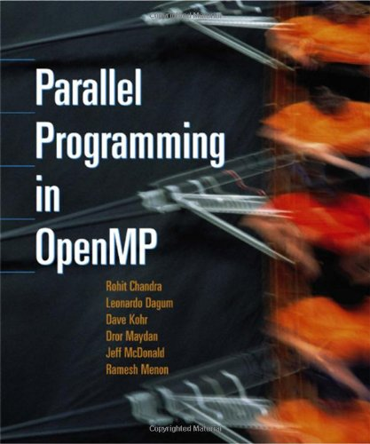 Parallel Programming in OpenMP   2001 9781558606715 Front Cover