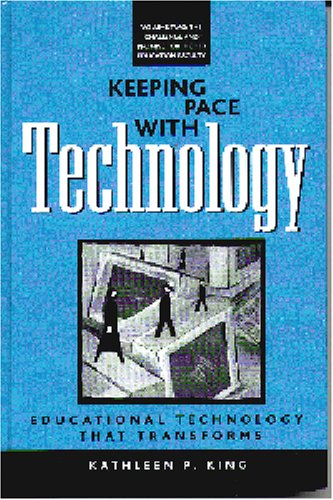 Keeping Pace with Technology The Challenge and Promise for Higher Education Faculty  2002 edition cover