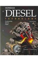 Diesel Technology  7th 2007 (Workbook) edition cover
