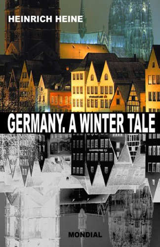 Germany a Winter Tale (Bilingual Deutschland. ein Wintermaerchen) N/A 9781595690715 Front Cover