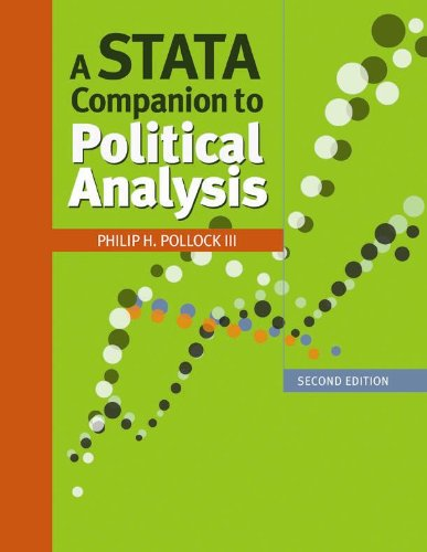 Stata Companion to Political Analysis  2nd 2009 (Revised) edition cover