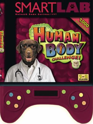 Human Body Challenge  N/A 9781932855715 Front Cover