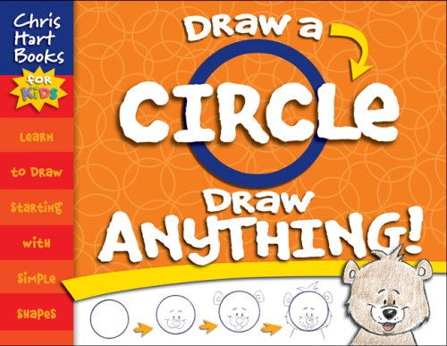 Draw a Circle, Draw Anything!  N/A 9781933027715 Front Cover