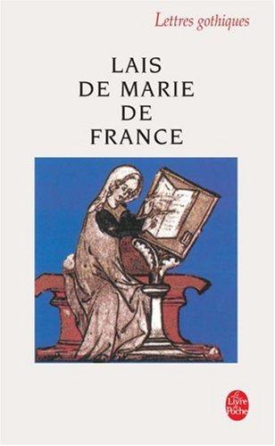 LAIS DE MARIE DE FRANCE 1st edition cover
