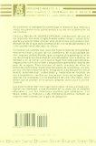 INFANCIA DE LA INMIGRACI�N   2003 9788471124715 Front Cover