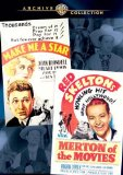 Make Me A Star/Merton Of The Movies  (2 Disc) System.Collections.Generic.List`1[System.String] artwork