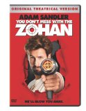 You Don't Mess With the Zohan System.Collections.Generic.List`1[System.String] artwork