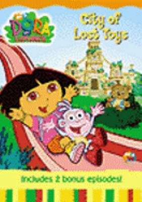 Dora the Explorer - City of Lost Toys System.Collections.Generic.List`1[System.String] artwork