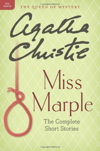 Miss Marple: the Complete Short Stories A Miss Marple Collection N/A 9780062073716 Front Cover