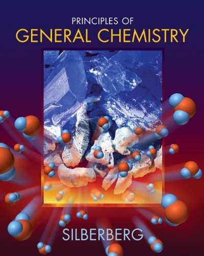 Principles of General Chemistry   2007 edition cover