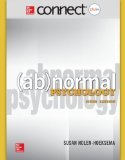 ABNORMAL PSYCHOLOGY-ACCESS              N/A edition cover