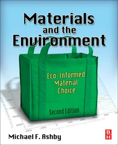 Materials and the Environment Eco-Informed Material Choice 2nd 2012 edition cover