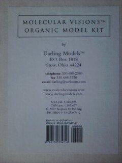 Organic Molecular Model Kit   2007 edition cover
