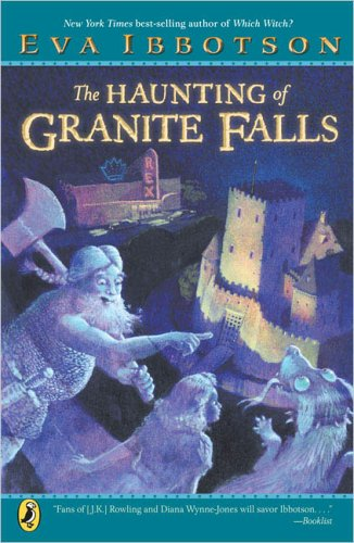 Haunting of Granite Falls  N/A edition cover