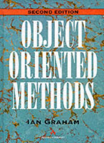 Object-Oriented Methods A Practical Introduction 2nd 1993 (Revised) edition cover