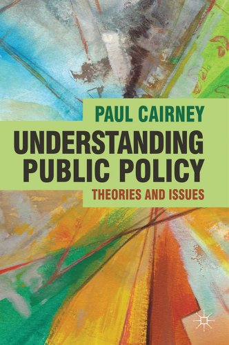 Understanding Public Policy Theories and Issues  2012 edition cover