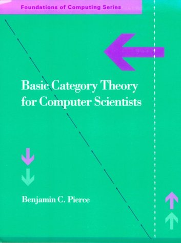 Basic Category Theory for Computer Scientists   1991 edition cover