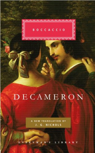 Decameron   2009 9780307271716 Front Cover