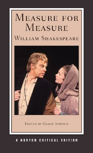 Measure for Measure   2010 edition cover