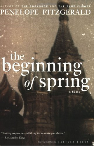 Beginning of Spring   1998 edition cover