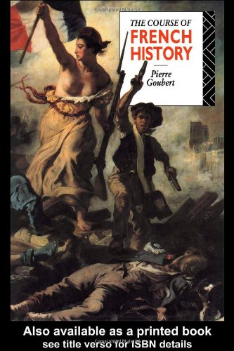 Course of French History   1991 edition cover