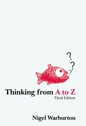 Thinking from A to Z  3rd 2007 (Revised) edition cover