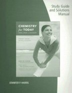 Sg/Sm-Chemistry for Today  6th 2008 9780495112716 Front Cover