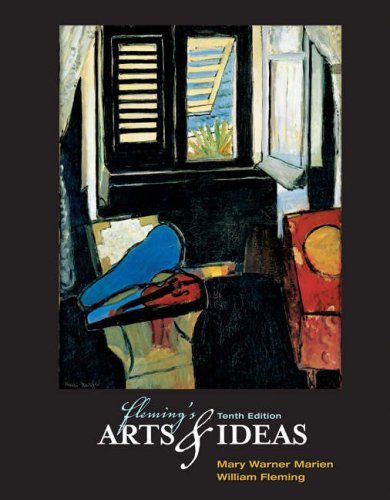 Fleming's Arts and Ideas  10th 2005 (Revised) 9780534613716 Front Cover