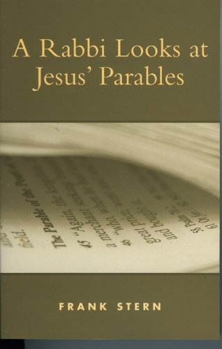 Rabbi Looks at Jesus' Parables   2006 9780742542716 Front Cover